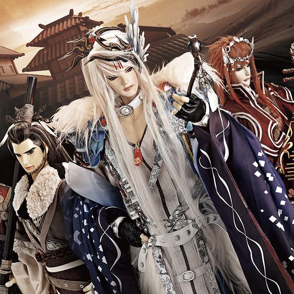 Thunderbolt Fantasy 東離劍遊紀2 公式ビジュアルファンブック - コミックマーケット95 ニトロプラス/ニトロ ...